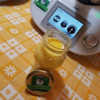 Lemon curd bimby per TM5 e TM31
