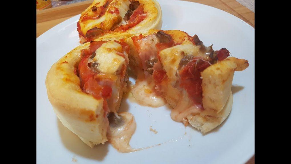 Vortici di pizza bimby per TM5 e TM31