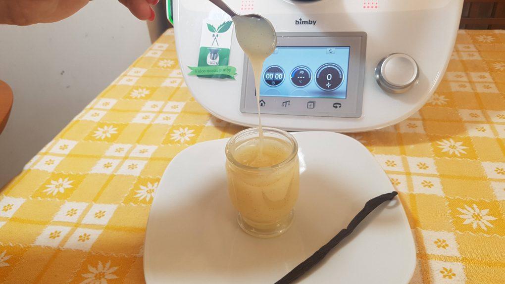 Latte condensato bimby per TM5 e TM31