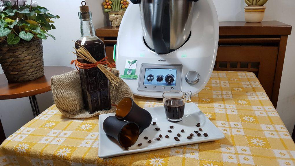 Liquore pocket coffee bimby per TM5 e TM31