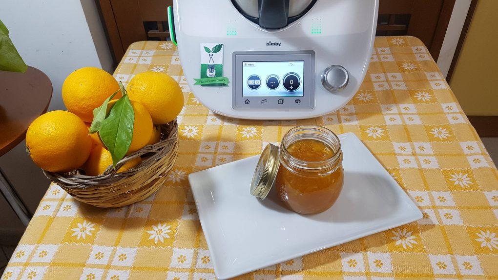 Marmellata di arance per bimby TM6 TM5 TM31