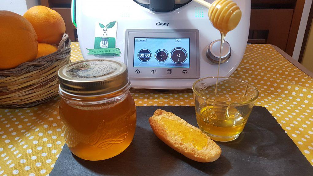 Finto miele d'arancia bimby per TM5 e TM31