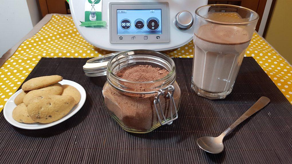 Preparato per il latte tipo nesquik bimby per TM5 e TM31