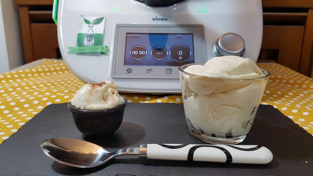 Crema al latte bimby per TM5 e TM31