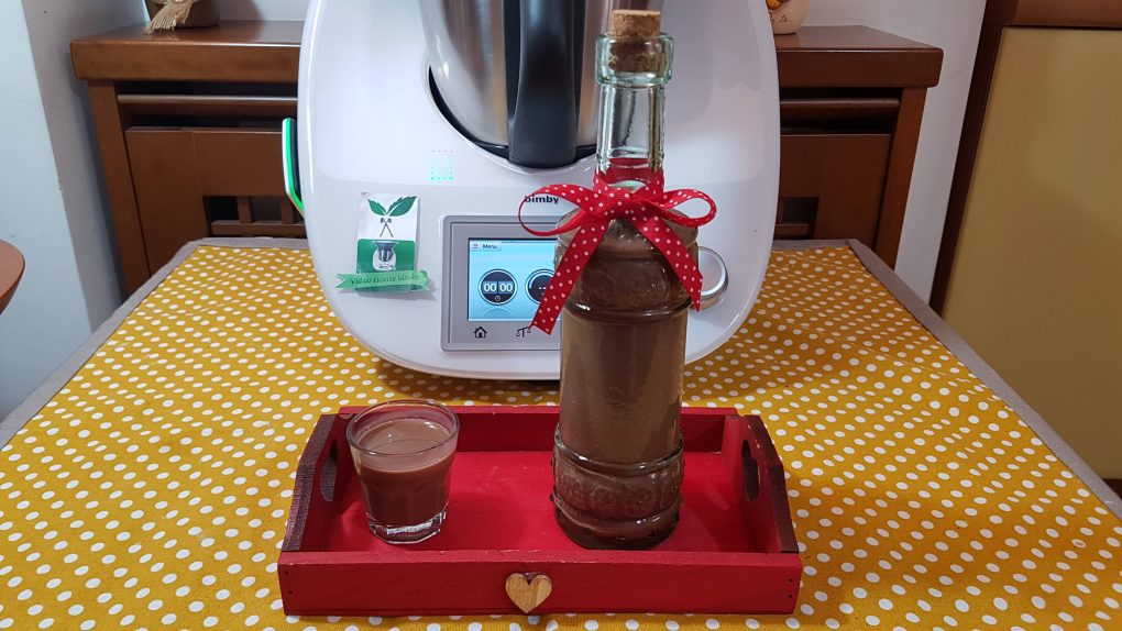 Liquore Alla Nutella Bimby Per Tm5 E Tm31 Video Ricette Bimby