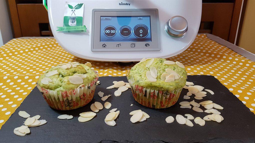 Muffin agli spinaci bimby per TM5 e TM31
