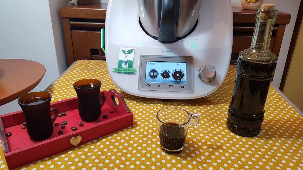 Liquore al caffè bimby per TM5 e TM31