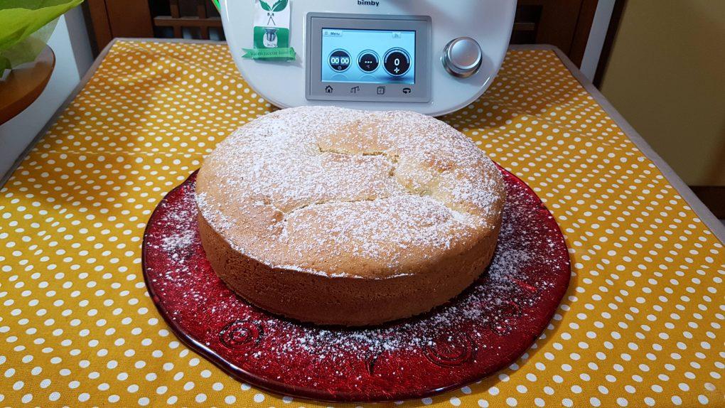 Torta nua bimby per TM5 e TM31