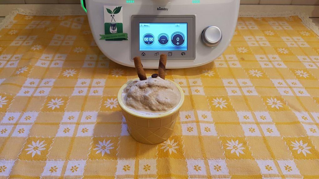 Gelato veloce al caffè