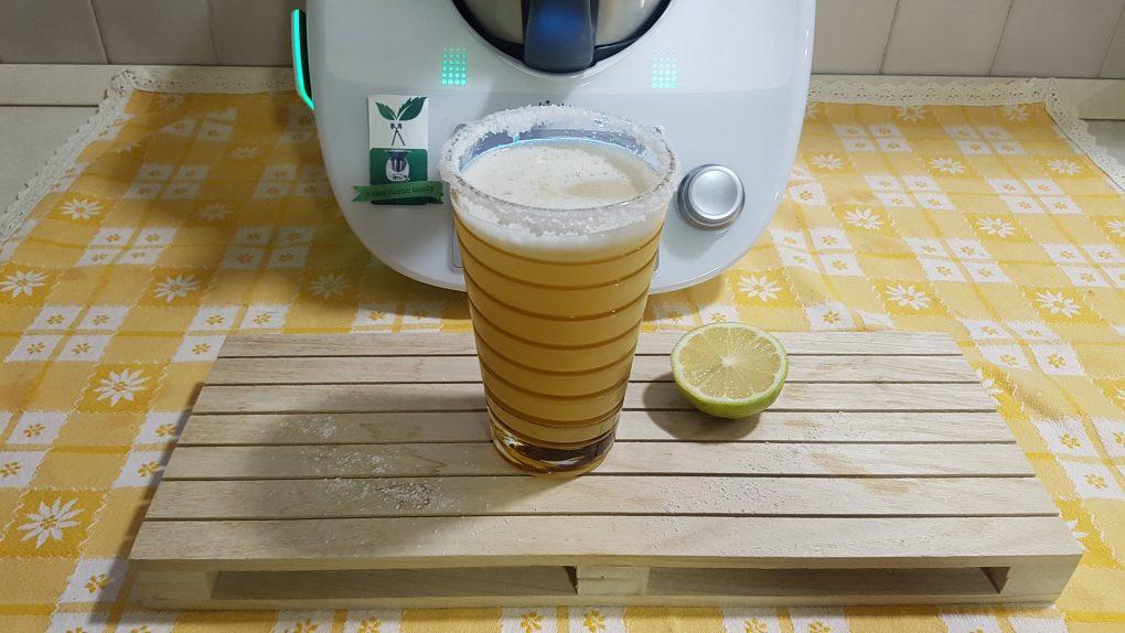 Birra analcolica allo zenzero o finta birra
