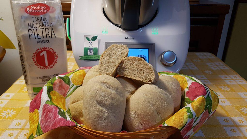 Pane con farina di tipo 1