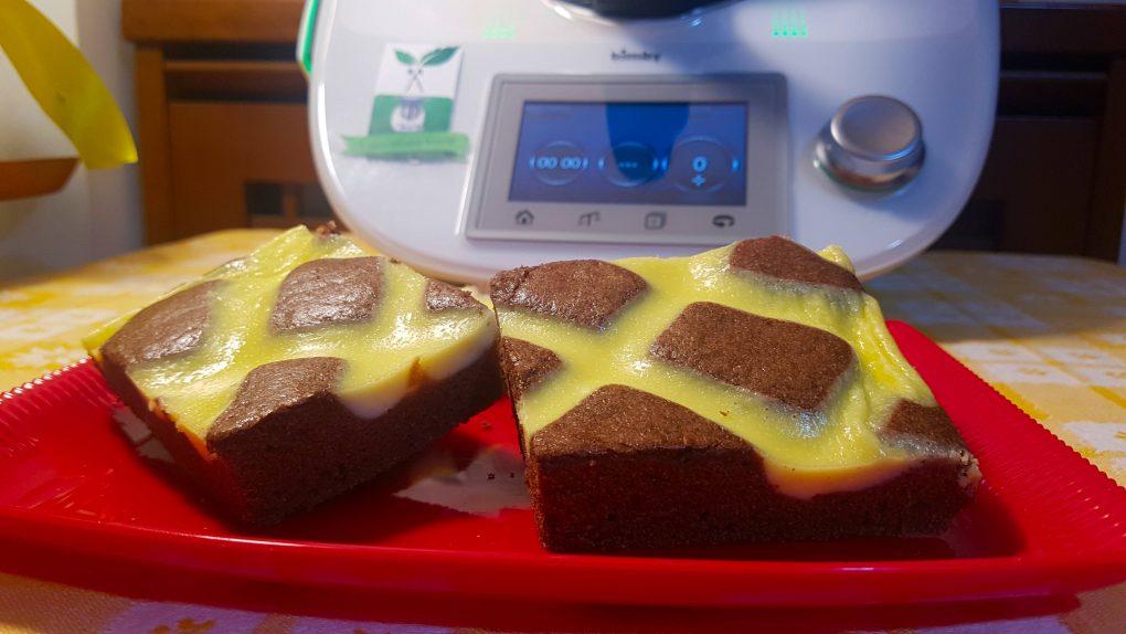 Torta piumino