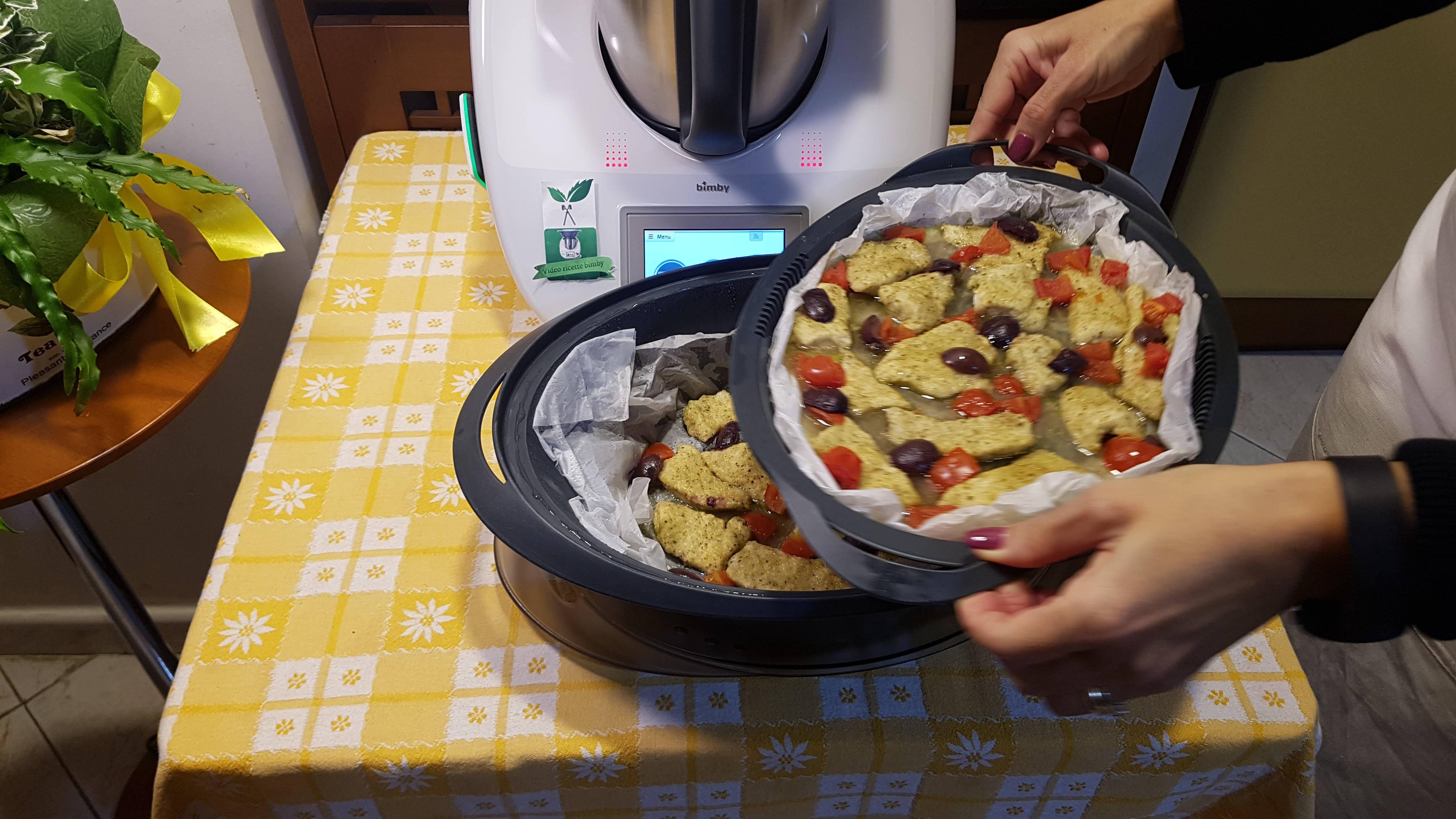 Cotture A Vapore Archivi Video Ricette Bimby