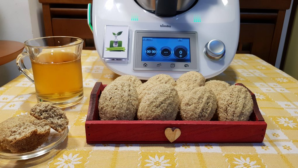 Biscotti da inzuppo integrali