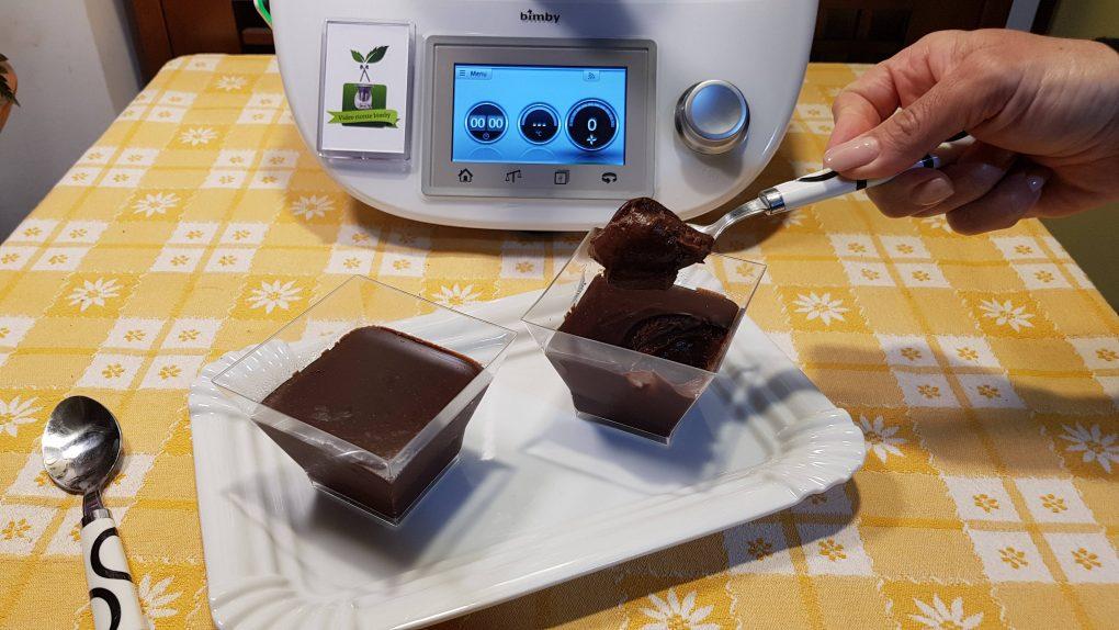 Budino al cacao tipo danette