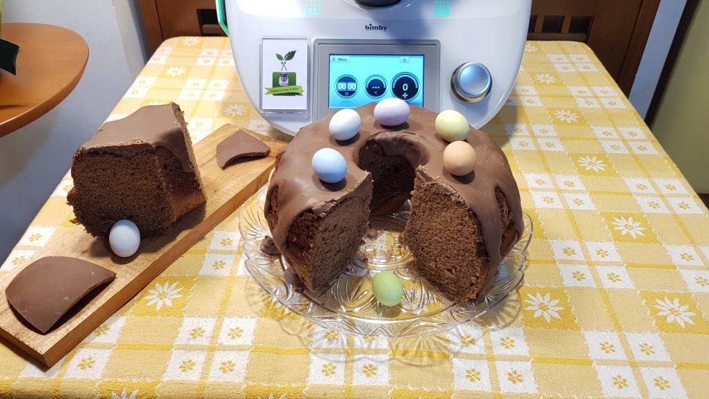 Ciambella alle uova di Pasqua