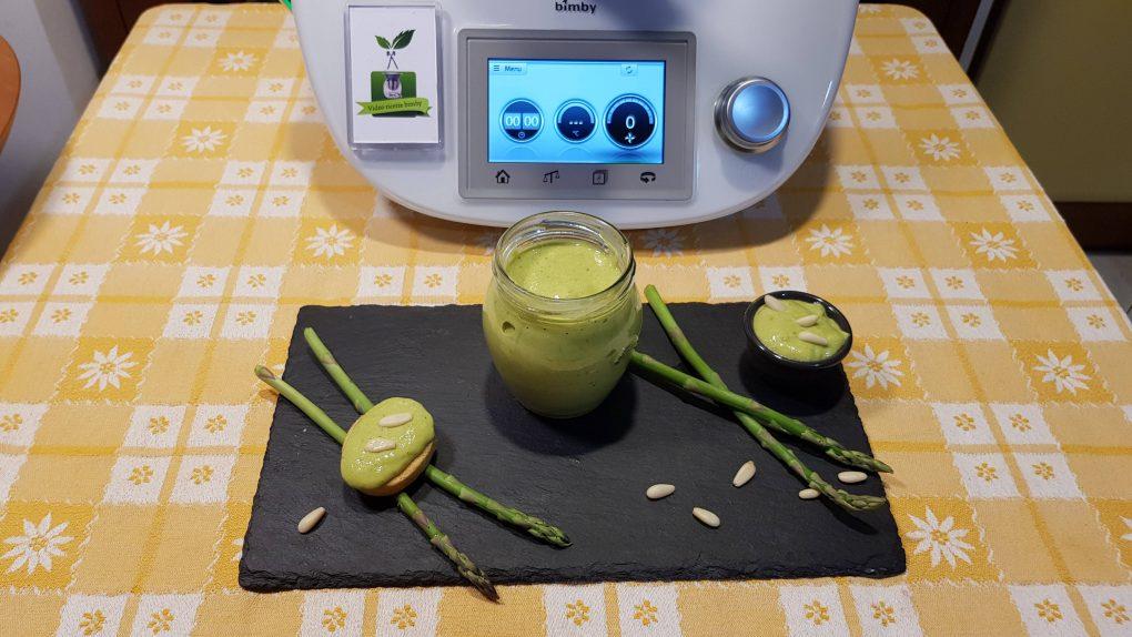 Pesto di asparagi