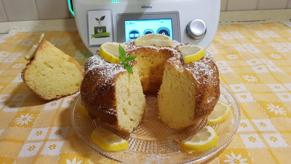 Ciambella yogurt e limone