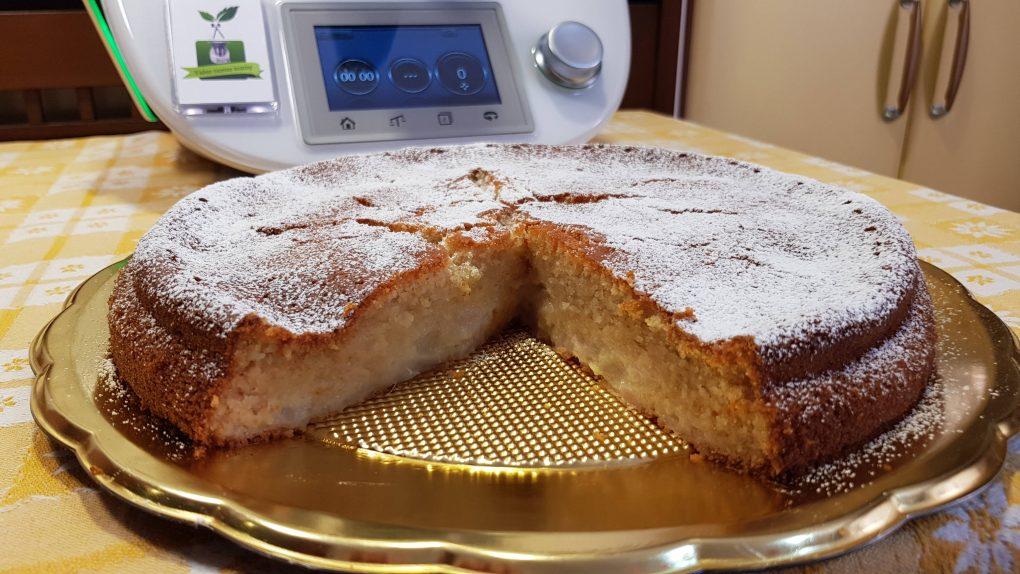 Torta cuor di pera