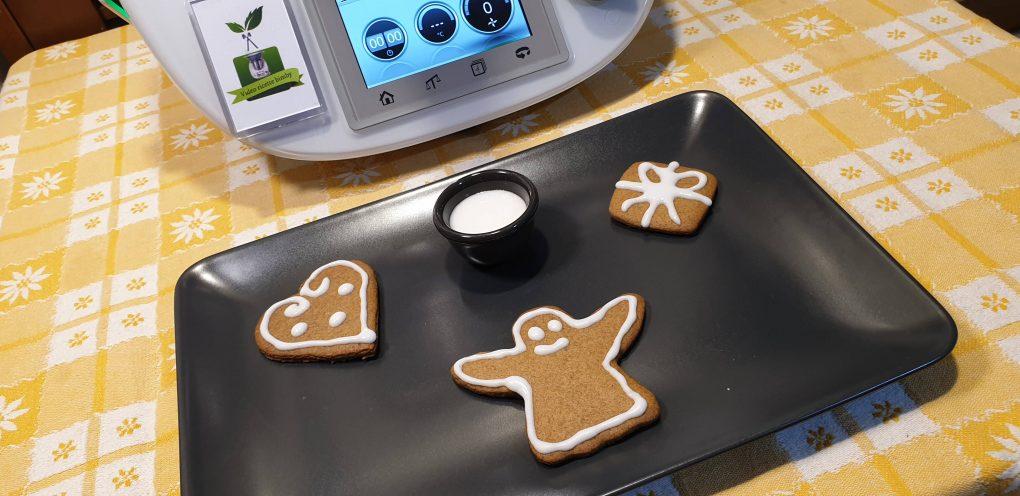Ghiaccia reale o glassa per biscotti