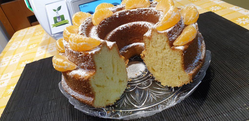 Pan di mandarino