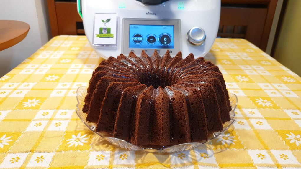 Torta cioccolato ed arancia