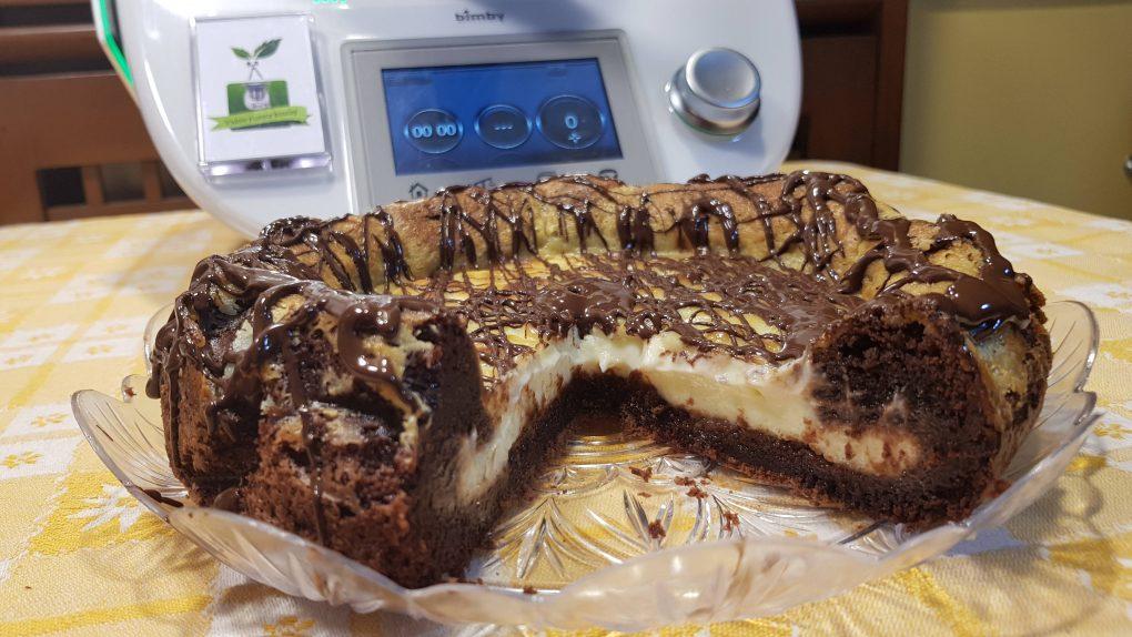 Torta morbida cioccolato e mascarpone