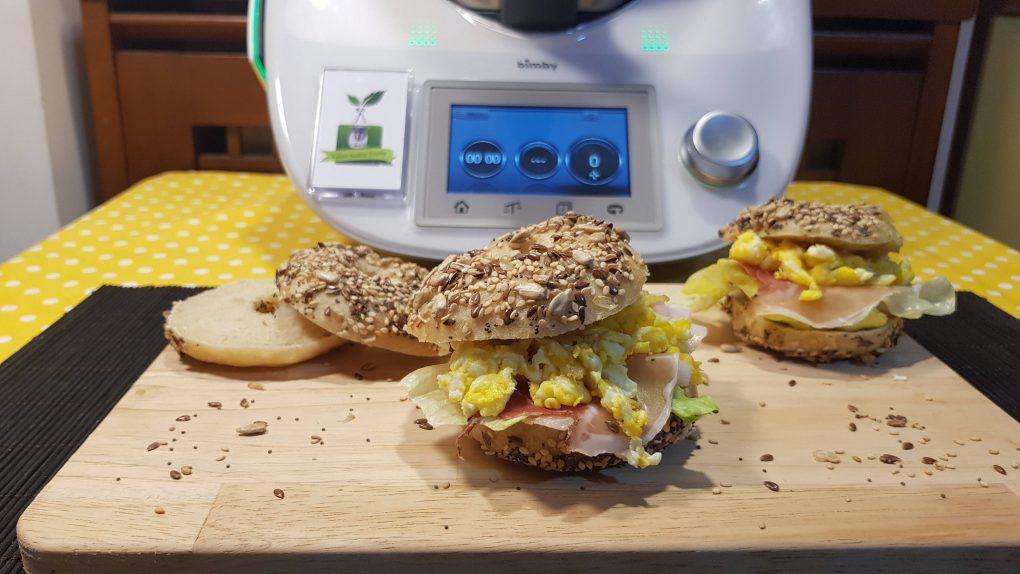 Bagel – panini a ciambella