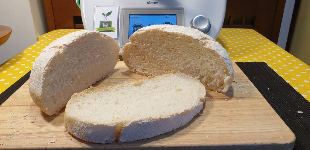 Pane senza glutine a lenta lievitazione