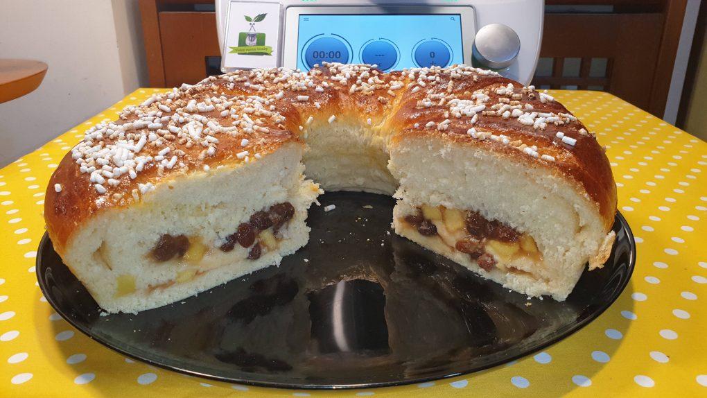 Pan dolce speziato alle mele
