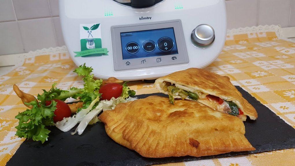 Pidoni fritti messinesi per bimby TM6 TM5 TM31