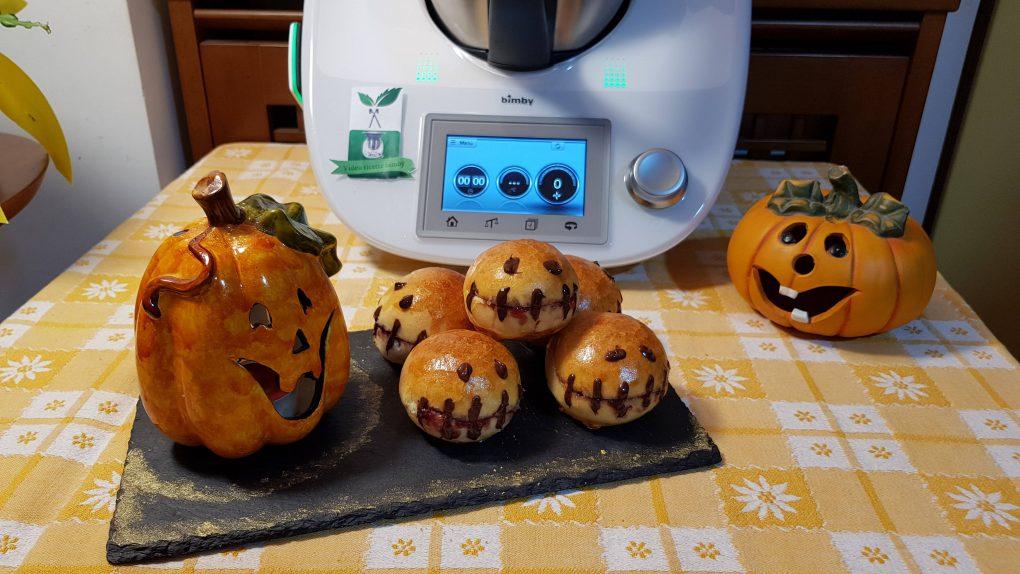 Panini dolci di halloween