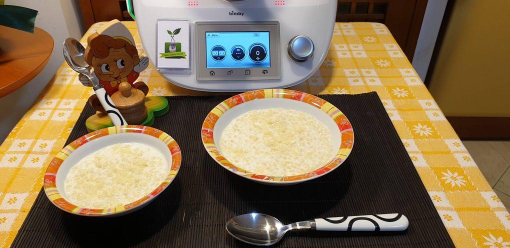 Pasta risottata con il formaggino