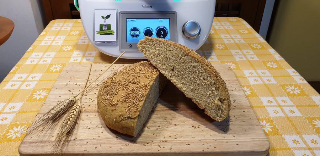 Pane nero siciliano