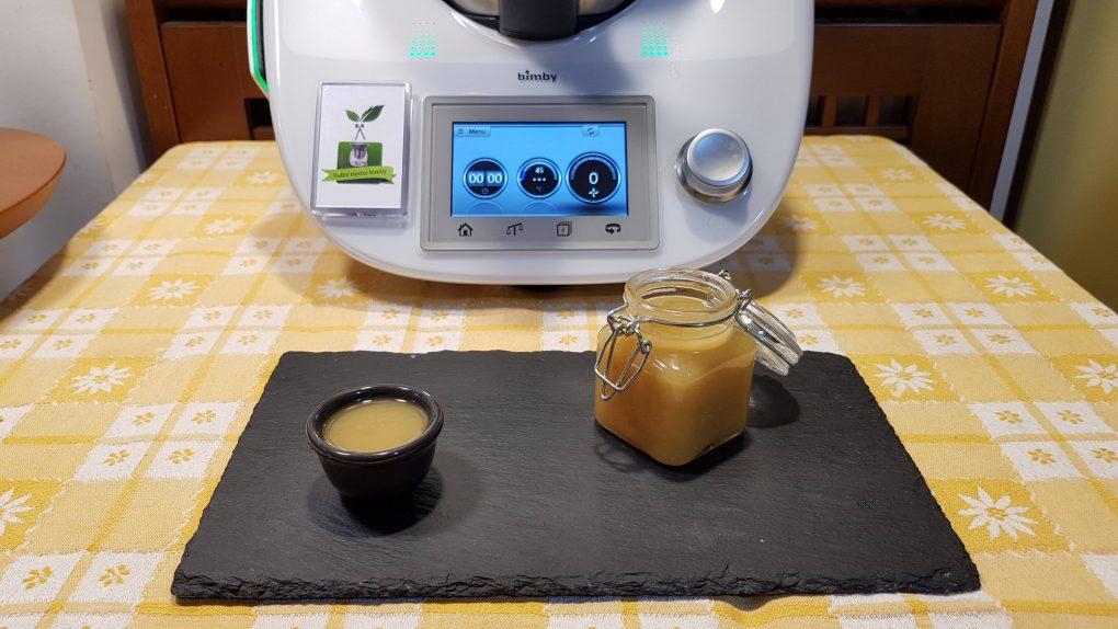 Aroma per panettone preparato con il bimby