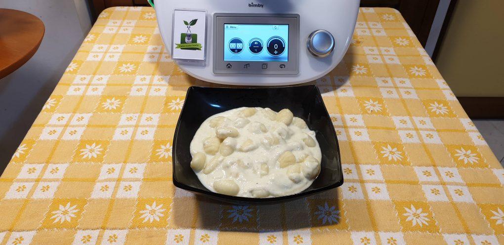 Gnocchi ai quattro formaggi