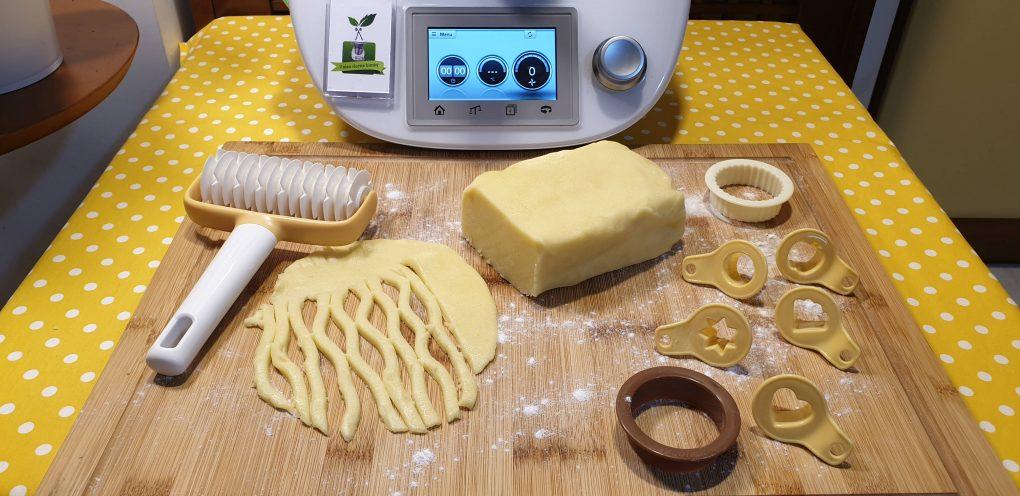 Pasta frolla senza glutine