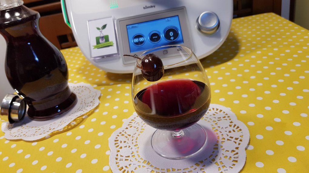 Liquore alle ciliegie (cherry)