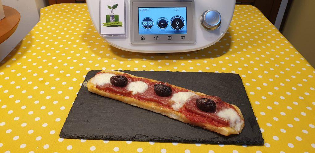 Lingue di pizza senza glutine