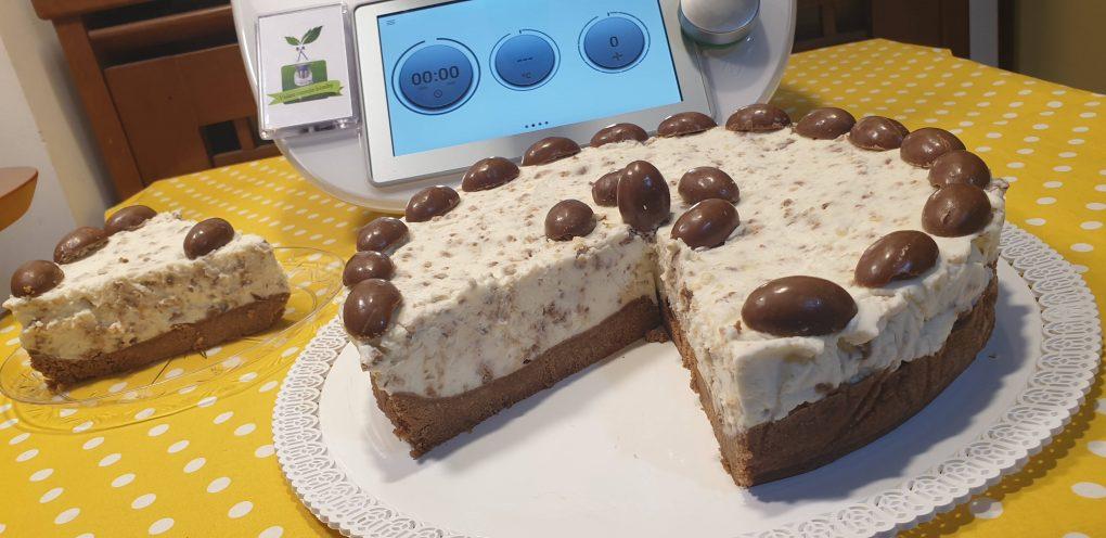 Cheesecake kinder schoko-bons