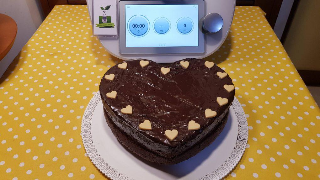Torta favolosa al cioccolato